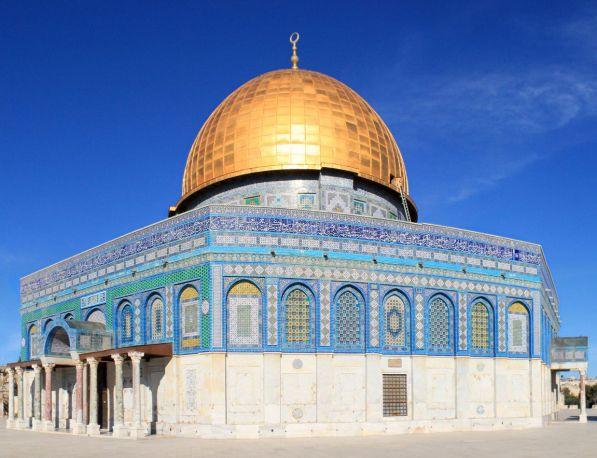 Dome of the Rock (Kubah Emas)