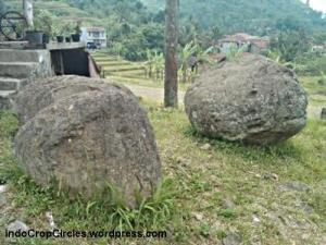 Batu Tapak, Gunung Paseban, nearby Gunung Lalakon Bandung, West Java
