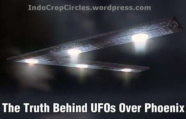 NatGeo The Truth Behind - UFOs Over Phoenix (2010)