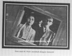 foto saat dr poch menikah dengan sulaesih