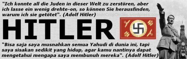 Apakah Benar Adolf Hitler Masuk Islam dan Mati di Indonesia ?