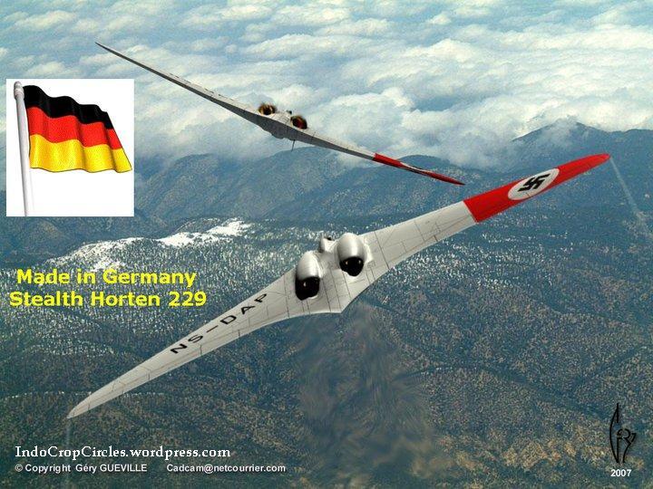 Horten Ho 229 Flying Wing