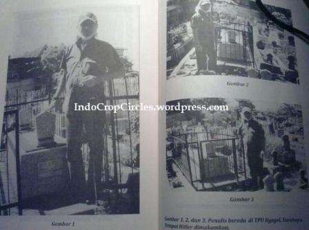 penulis buku di tpu surabaya tempat makam adolf hitler