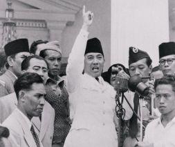 Sukarno speech