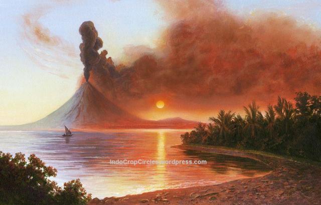 gunung api volcano 2