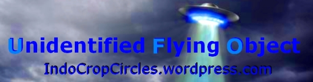 Unidentified flying object (UFO)