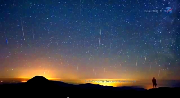 draconids meteor shower 2011