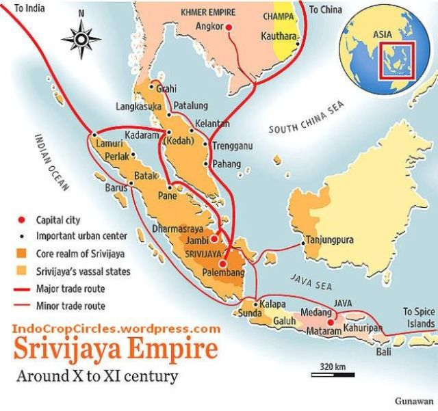 Sri Vijaya Empire
