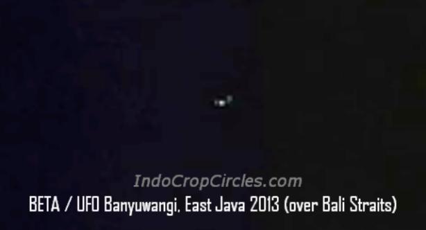 ufo banyuwangi indonesia