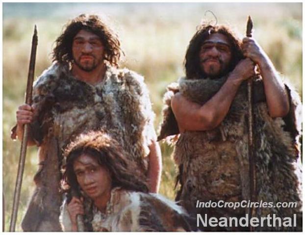Keluarga manusia purba Neanderthal