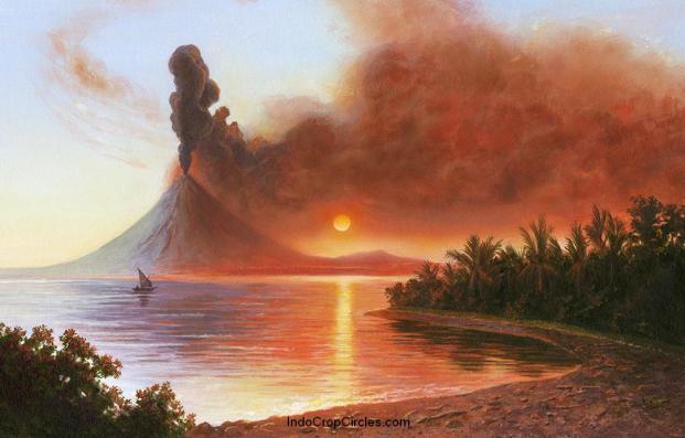 Krakatau 1816, Year Without Summer
