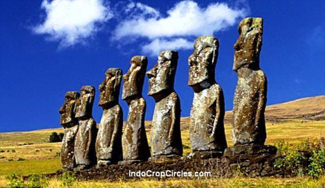 Moai Easter Island 02