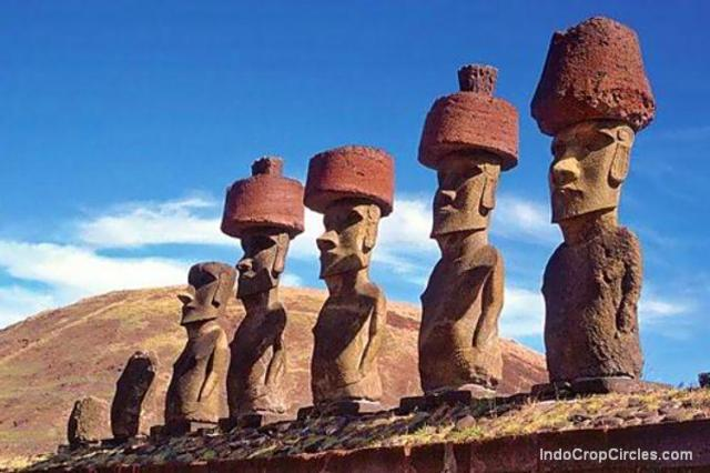 Moai Easter Island 03