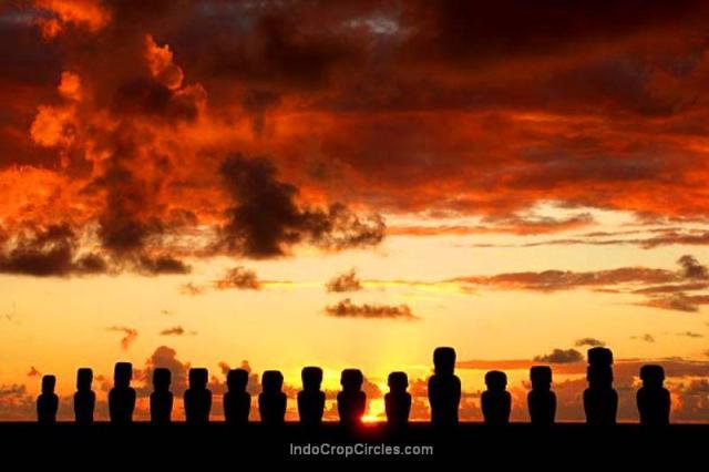 Moai Easter Island 04