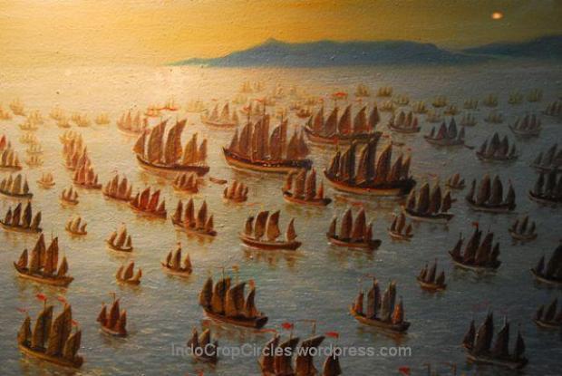 Zheng He Cheng Ho armada