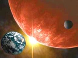 HERCOLUBUS : THE PLANET OF THE END OF THE WORLD. MENDEKATI BUMI ???.