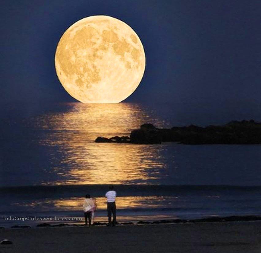 Misteri Fakta Bulan Satelit Alami Yang Misterius Mysterious