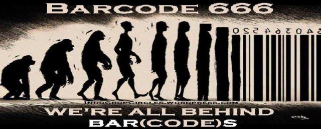 barcode 666 evil header