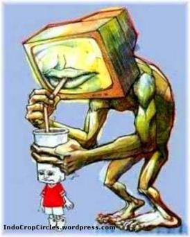 television-suck your mind