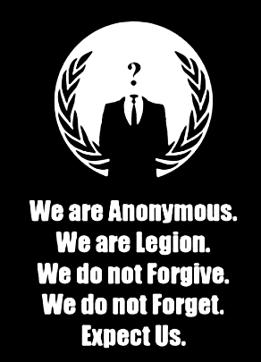 anonymous logo legion
