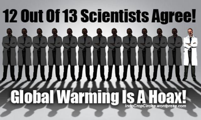 global warming hoax
