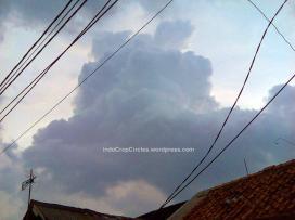 awan commulunimbus