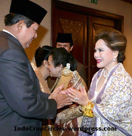SBY dan Dewi Sukarno