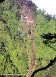 Sukhoi Superjet100 Crash Site on Salak Mountain (May 9. 2012)