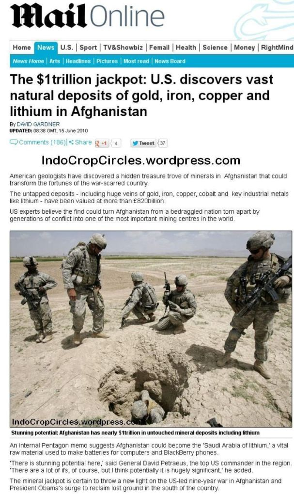 AS USA Amerika di afganistan