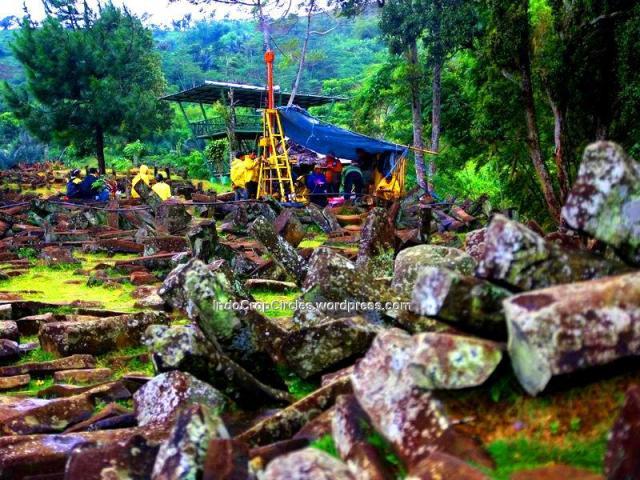 Gunung Padang Cianjur tengah diteliti