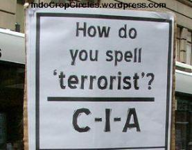how do you spell terrorist