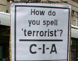 how do you spell terrorist