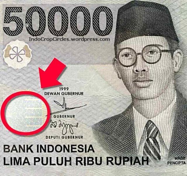 Alif Enjoy: Tak Semua Orang Tahu: Ada Sesuatu di Uang 50 ...