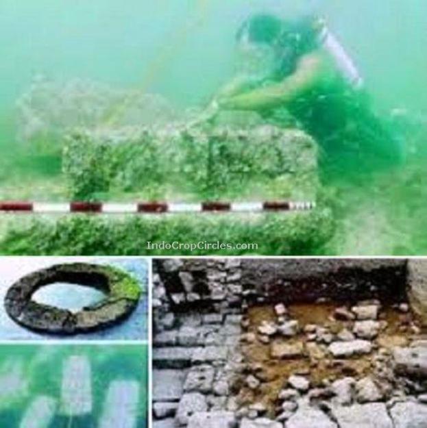 Kerajaan Dwaraka ditelan laut
