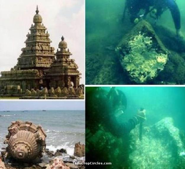 Kuil Mahabalipuram