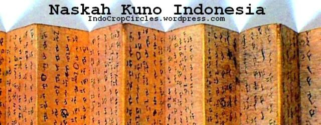 naskah kuno Indonesia