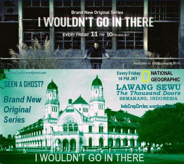 Natgeo I wouldnt go in there lawang sewu semarang indonesia