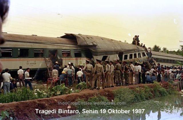 Tragedi Bintaro, Senin 19 Oktober 1987