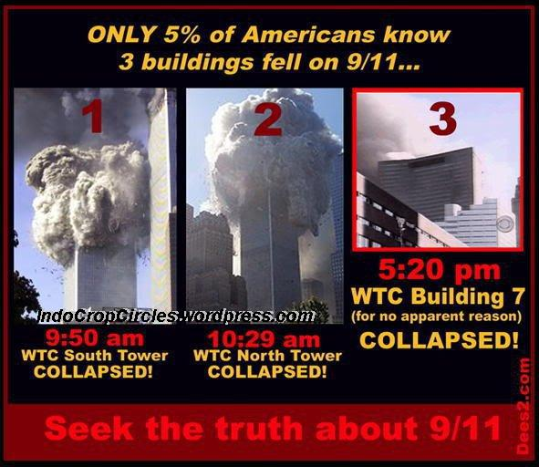 3 building collapse 911