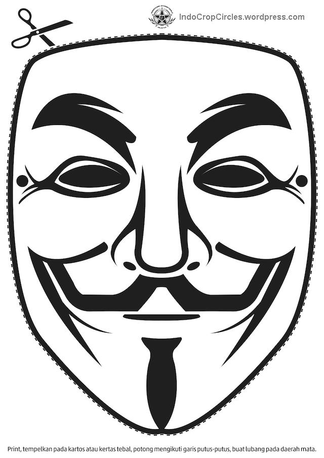 AnonymousMask 2D