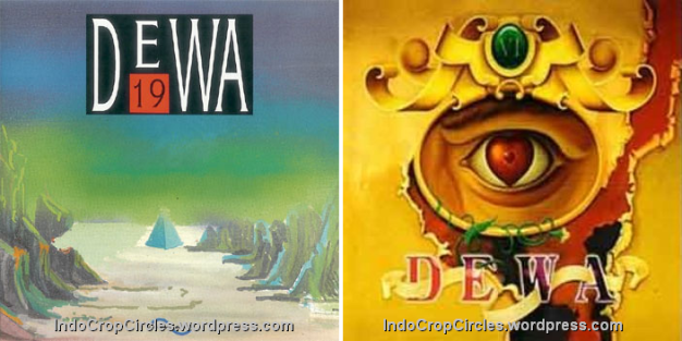 dewa19 album cover