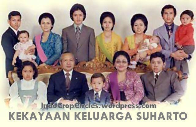 keluarga suharto foto warna header