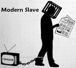 media lies make you like slave