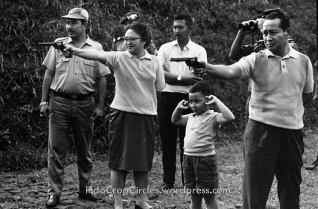 suharto  tien and tommy