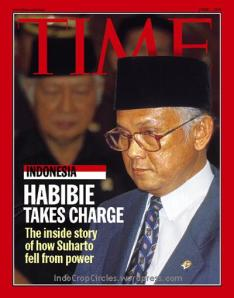 Suharto Time - Jun 98