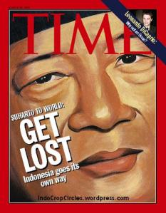 Suharto Time - mar 98