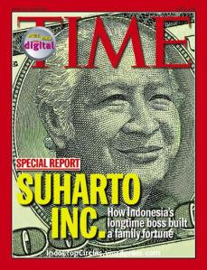 Suharto Time - May 99