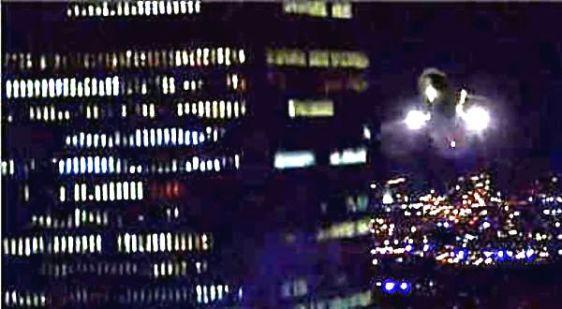 Film The Lone Gunman, Pesawat Tabrak WTC (Tayang FOX 4-3-2001) 6 Bln Sblm 911