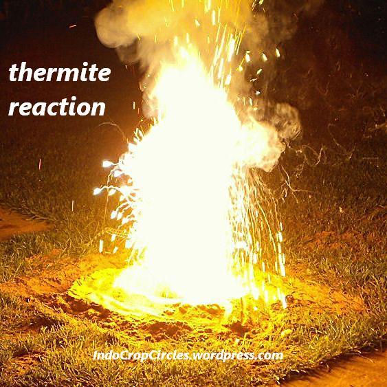 Thermite adalah komposisi pyrotechnic dari bubuk logam dan logam