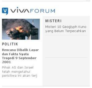 vivanews 911 11 september 2001